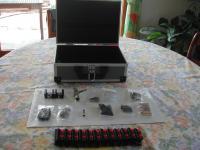 Ma table de tir ... en pièces détachées !!