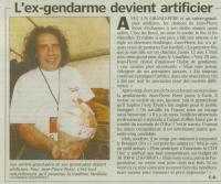 Jean Pierre Rossi Nuits de Feux 2002 Chantilly