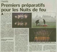 Nuits de Feux 2008
