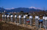 Mortier acier en Asie