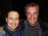 Christophe Berthonneau et moi
