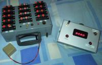 Console de tir HF 25 canaux ( home made)