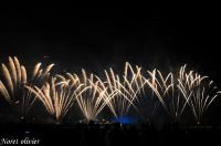 Les feux de Chantilly 2011