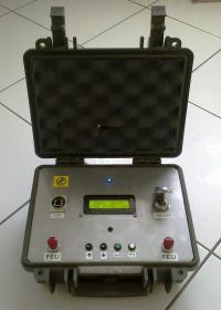 Emetteur HF programmable