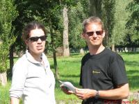 patrick brault et sa femme
